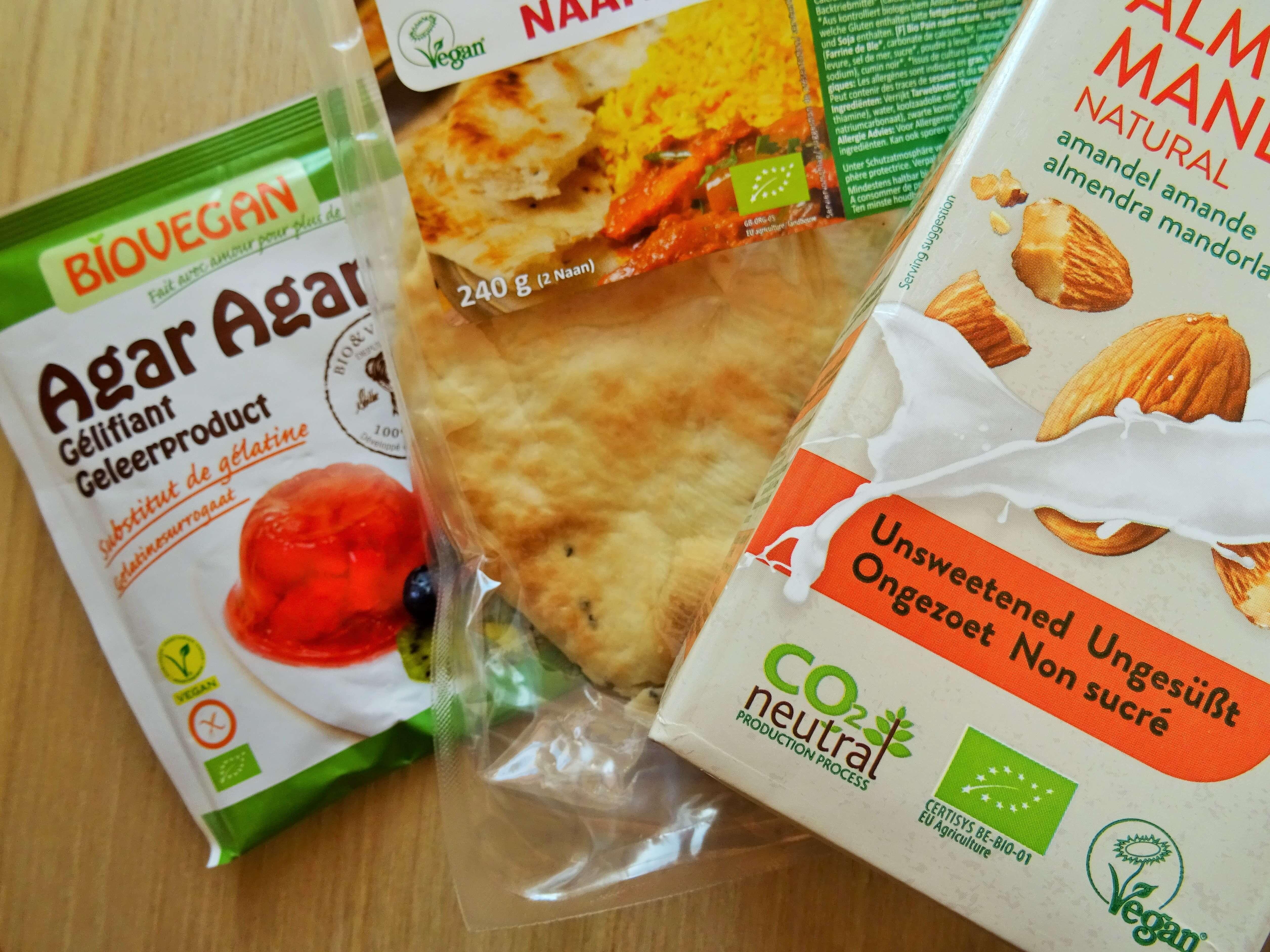 Herkenning van vegetarische en veganistische producten
